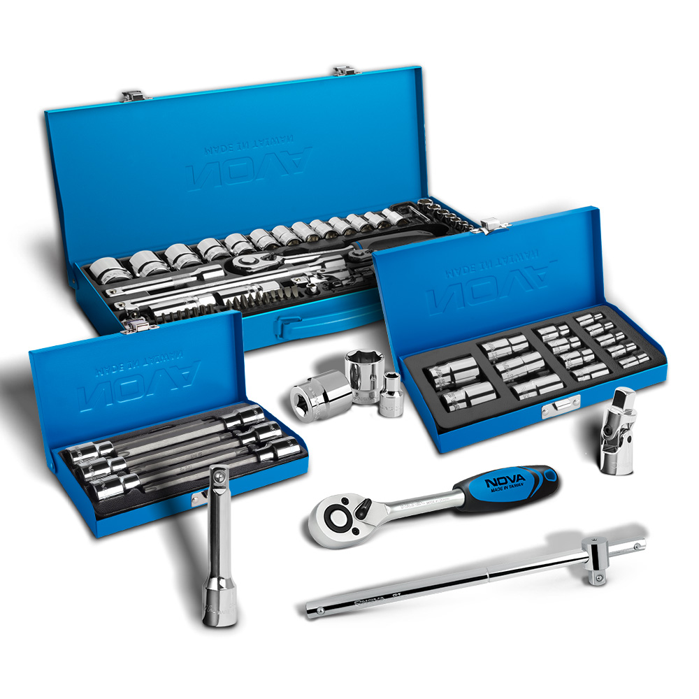 Socket Set Accessories